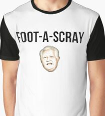 Foot-a-scray (Footscray) Melbourne Graphic T-Shirt