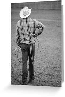 Cowboy Waits by Suz Garten