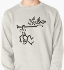 Swinging Monkey Pullover