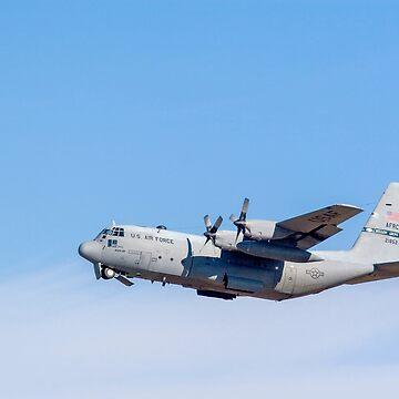 Lockheed Martin C-130 Hercules transport aircraft by PhotoStock-Isra