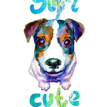 Puppy super cute by AgniArt