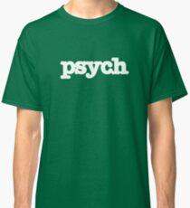 Psych Logo Classic T-Shirt