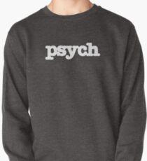 Psych Logo Pullover