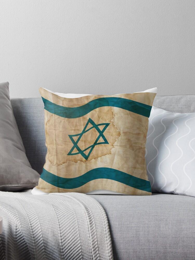 Israeli Flag in Vintage von pASob-dESIGN