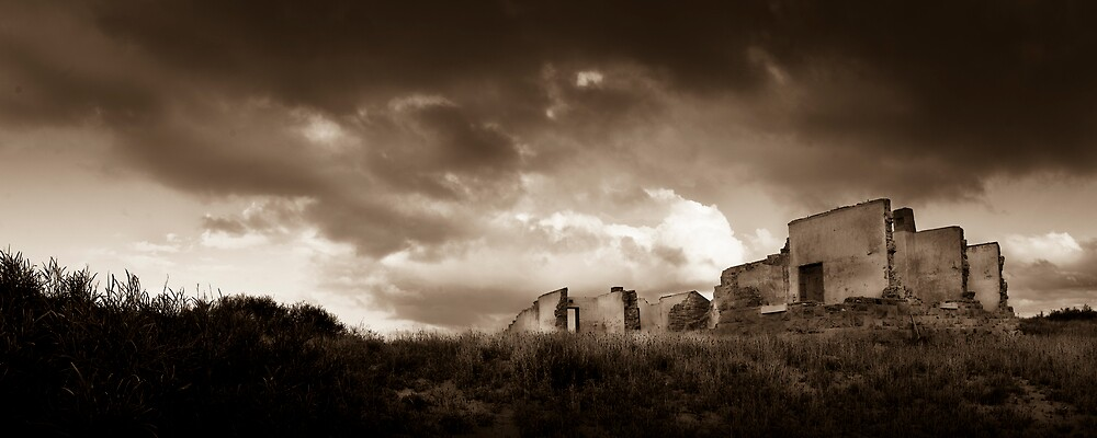 Old Ruins by Adam1991