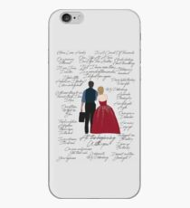 Anya Dmitry Quotes  iPhone Case