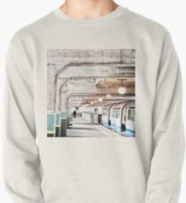 Cockfosters Tube Station Pullover
