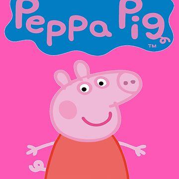 Peppa Pig by StefanArtist