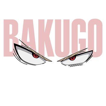 My Hero Academia - Bakugo by OyasumiSupreme