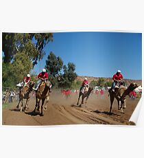 Alice Springs Camel Cup 2009 Poster