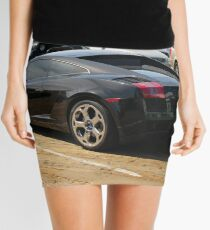 expensive cars Mini Skirt