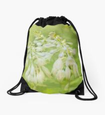 Lilies White Lilies Smell Very Sweet Drawstring Bag