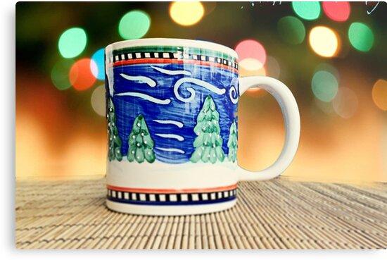 Christmas Cup of Coffee by Yannik Hay