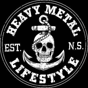 Heavy Metal Lifestyle-Nova Scotia by willijay