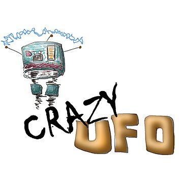 Crazy UFO by niar