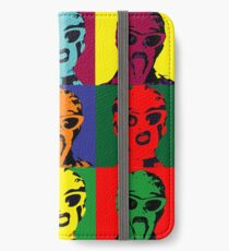 Cardi Diptych Pop Art iPhone Wallet/Case/Skin