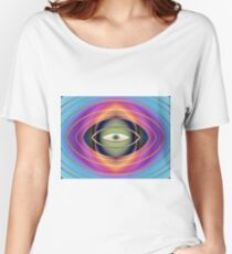 The Hungry Eye Women's Relaxed Fit T-Shirt