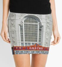 Castro Theatre Mini Skirt