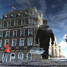 Reflections of Amsterdam - Safety First! by AmsterSam