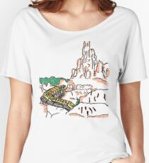 Big Thunder Mountain! Women's Relaxed Fit T-Shirt