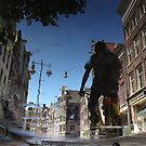 Reflections of Amsterdam - Banana Boy by AmsterSam