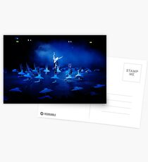 Swan Lake National English Ballet.  Postcards