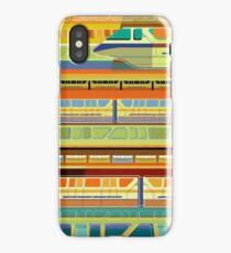 Bay Lake Tower Monorail  iPhone Case