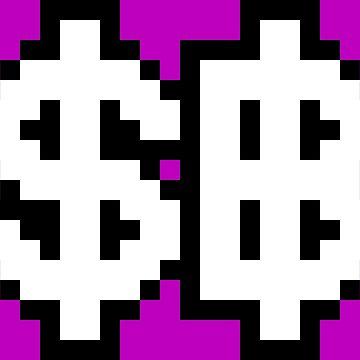 $adBrad Streamer Initials VCR Font by Stridden