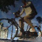 Reflections of Amsterdam - Wavy Gravy by AmsterSam