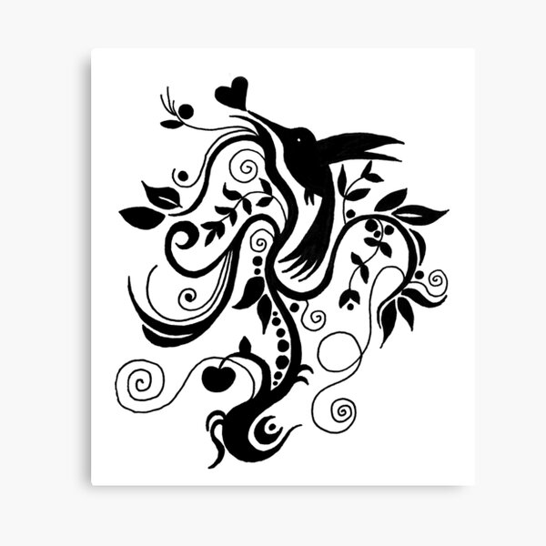 Spiral Bliss Canvas Print
