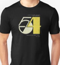 Studio 54 - Night Club Unisex T-Shirt