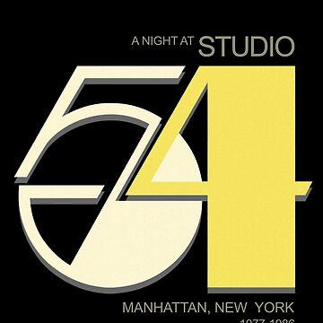 Studio 54 - Night Club by GiGi-Gabutto