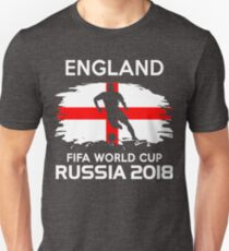 ENGLAND World Cup 2018 Unisex T-Shirt