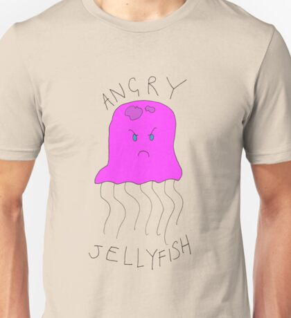 Angry Jellyfish T-Shirt