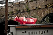 Love Me by Claire Haslope