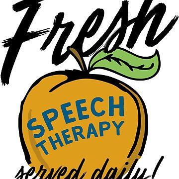 Fresh Speech Served Daily! by Peachie Speechie ® by PeachieSpeechie