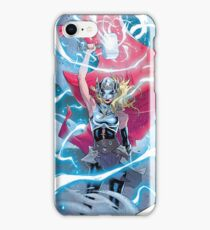 Goddess of Thunder iPhone Case/Skin