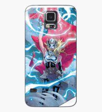 Goddess of Thunder Case/Skin for Samsung Galaxy