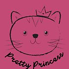 Pretty Cat Princess  by NewADesigns