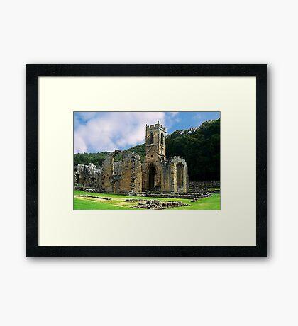 Mount Grace Priory - North Yorkshire Framed Print