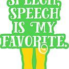 Elf Speech by Peachie Speechie ® by PeachieSpeechie