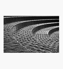Bubblewrap Bowl Photographic Print