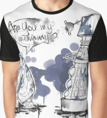 Are you my mummy? watercolor version Graphic T-Shirt