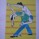 Dancers2 by RosieB
