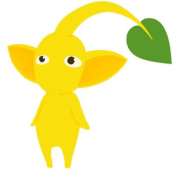 Yellow Pikmin by TimeladyAt221b