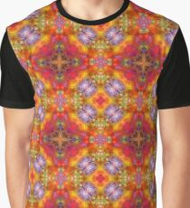 abstract color art artwork seamless colorful repeat pattern Graphic T-Shirt