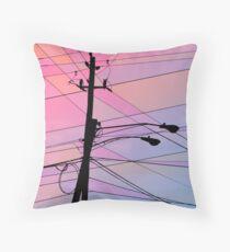 Wired Sky 2 Floor Pillow