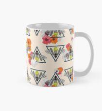 Poppies and Fireflies Mug