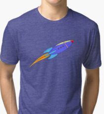 Rocket Tri-blend T-Shirt