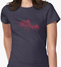 Brooklyn Bridge Women's Fitted T-Shirt